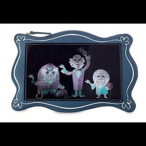 Disney Haunted Mansion Zippered Pouch